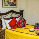 hotel single room in antigua guatemala